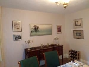 Picture Hanging in East Farleigh, Kent, near Maidstone